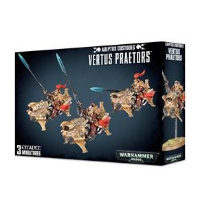 Picture of Adeptus Custodes Vertus Praetors
