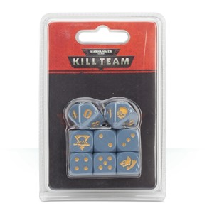 Picture of Space Wolves Dice Set Kill Team