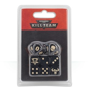 Picture of Orks Dice Set Kill Team
