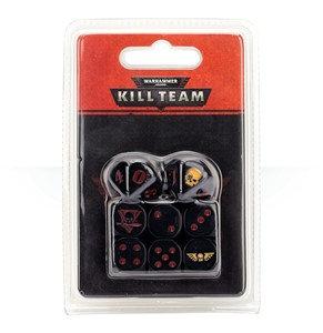 Picture of Astra Militarium Dice Set Kill Team