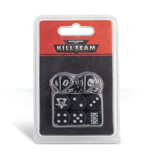 Picture of Deathwatch Dice Kill Team