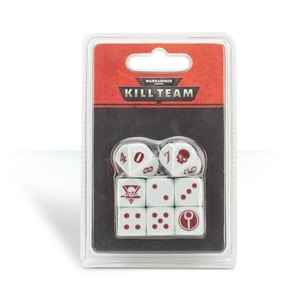 Picture of Kill Team T'au Empire Dice