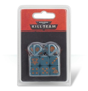Picture of Elucidian Starstrider Dice Set Kill Team