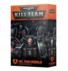 Picture of Kill Team Mordelai - Death Watch Starter Set