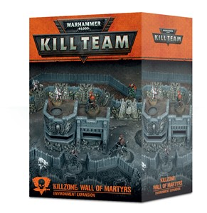 Picture of Wall of Martyrs Environment Expansion Warhammer Killzone