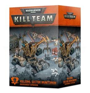 Picture of Killzone Sector Munitorum Kill Team