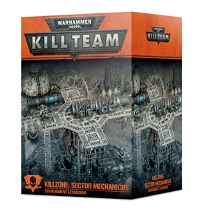 Picture of Killzone: Sector Mechanicus Enviroment Expansion Kill Team