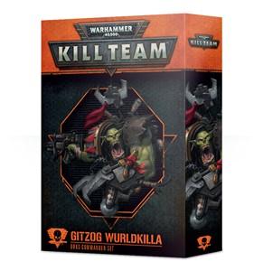 Picture of Gitzog Wurldkilla Ork Commander Set Kill Team