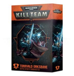 Picture of Torrvald Orksbane Adeptus Astartes Commander Set Kill Team