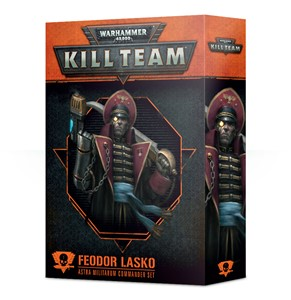 Picture of Feodor Lasko Astra Militarum Commander Set Kill Team
