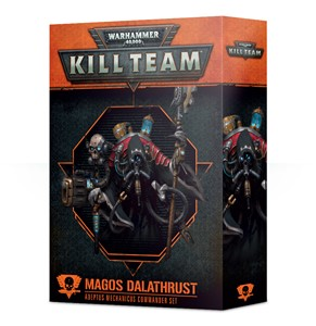 Picture of Magos Dalathrust Adeptus Mechanicus Commander Set Kill Team
