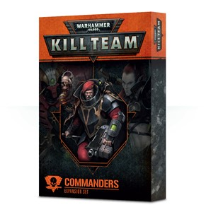 Picture of Commanders Expansion Set Kill Team