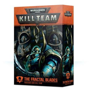 Picture of Fractal Blades - Thousand Sons Kill Team