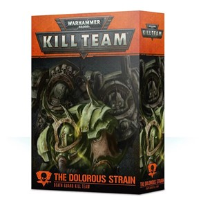 Picture of Dolorous Strain - Death Guard Kill Team