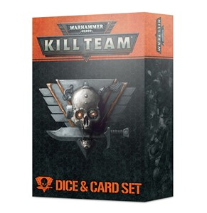 Picture of Kill Team Dice & Card Set