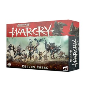 Picture of Corvus Cabal Warcry