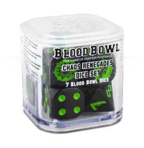 Picture of Blood Bowl: Chaos Renegades Dice