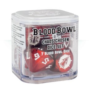 Picture of Blood Bowl: Chaos Chosen Dice