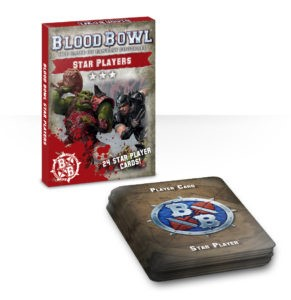 Picture of Blood Bowl: Star Players Card Deck