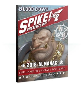 Picture of The 2018 Blood Bowl Almanac
