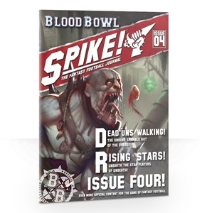 Picture of Spike! Journal: Issue 4