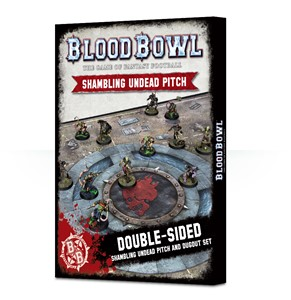 Picture of Blood Bowl: Undead Pitch & Dugouts