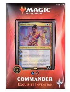 Picture of Commander 2018 - Exquisite Inventions Magic the Gathering