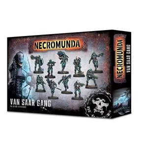 Picture of Necromunda: Van Saar Gang
