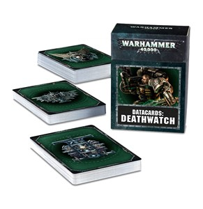 Picture of Datacards: Deathwatch