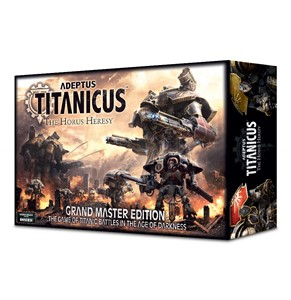 Picture of ADEPTUS TITANICUS GRAND MASTER ED