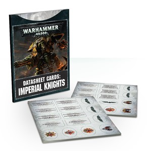 Picture of Datasheet Cards: Imperial Knights