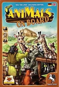 Picture of Animals On Board