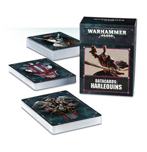 Picture of Datacards: Harlequins