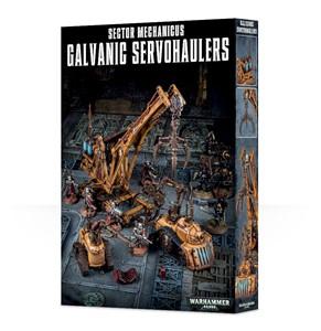 Picture of Sector Mechanicus:galvanic Servo-haulers