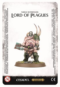 Picture of NURGLE ROTBRINGERS LORD OF PLAGUES