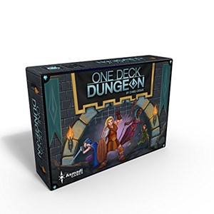 Picture of One Deck Dungeon