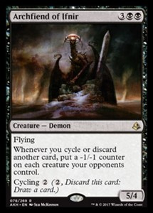Picture of Archfiend of Ifnir