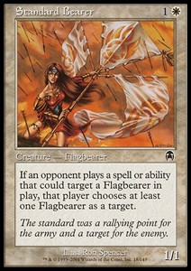 Picture of Standard Bearer