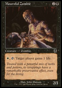 Picture of Mournful Zombie