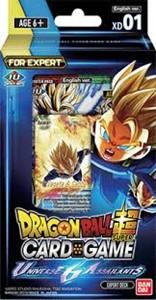 Picture of Universe 6 Assailants Dragon Ball Super