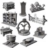Picture of Blacklist Miniatures: Scenery Pack - Pre-Order*.