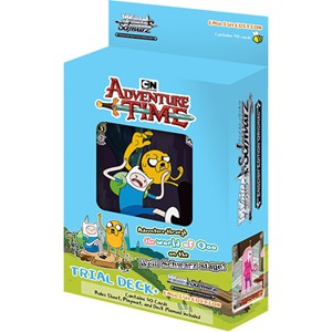 Picture of Adventure Time - Weiss Schwarz Trial Deck Plus