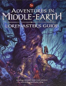 Picture of Adventures in Middle Earth Loremasters Guide