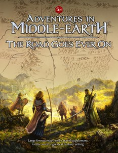 Picture of Adventures in Middle Earth: The Road Goes Ever On