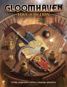 Picture of Gloomhaven: Jaws of The Lion
