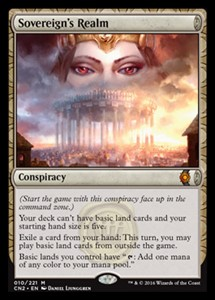 Picture of Sovereign's Realm - Foil
