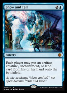 Picture of Show and Tell - Foil