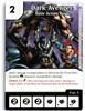 Picture of Basic Action Card: Dark Avenger