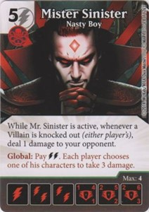Picture of Mister Sinister - Nasty Boy