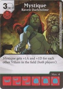 Picture of Mystique - Raven Derkholme